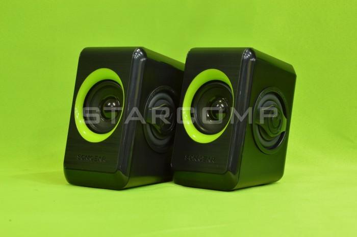 Speaker usb sonicgear quatro 2