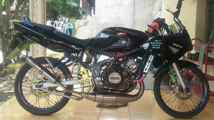harga Knalpot racing dbs ninja rr/r/ss stenlis Tokopedia.com