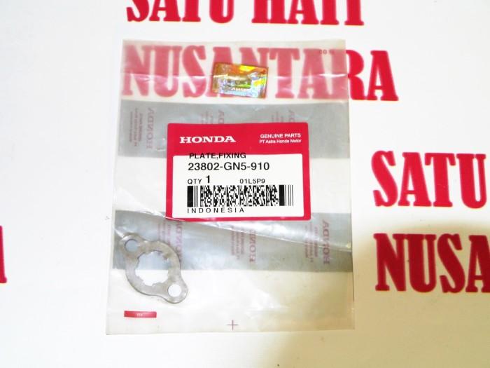 harga (astrea grand) honda ori plate fixing / plat tetap Tokopedia.com