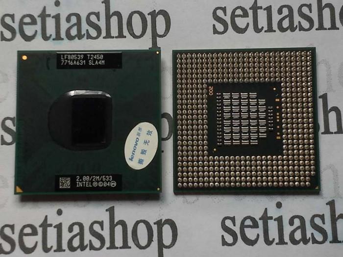 Jual Processor Prosesor Laptop Notebook T2450 Core Duo T2310 T2330