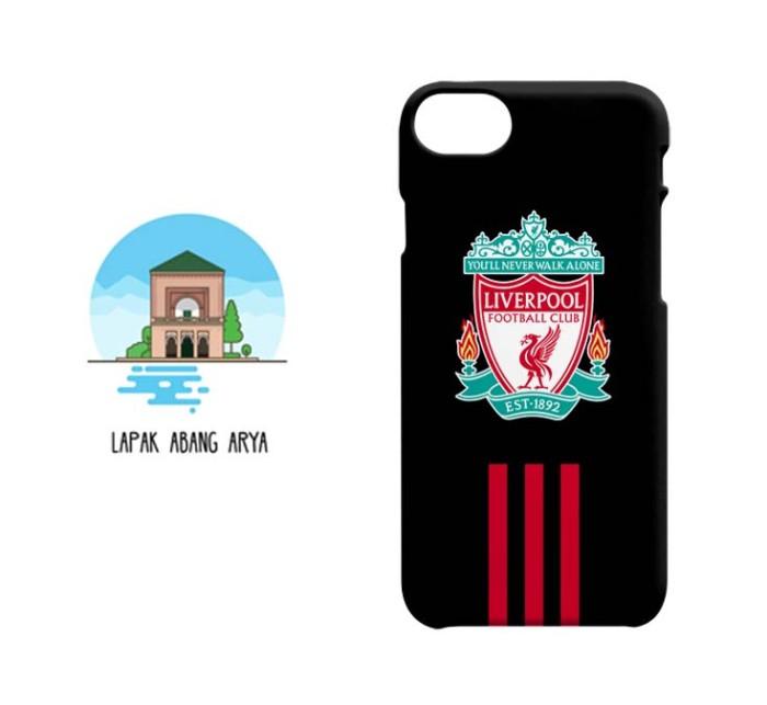 Jual Liverpool Fc Black The Reds Iphone 6 6s Plus Case Casing Cover Kab Kediri Gold Antam Tokopedia