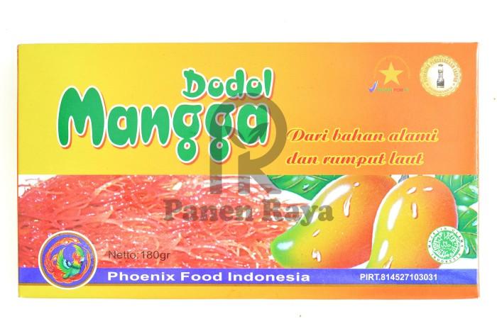 harga Dodol rumput laut mangga phoenix lombok Tokopedia.com