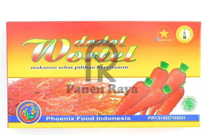 harga Dodol rumput laut wortel phoenix lombok Tokopedia.com