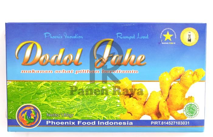 harga Dodol rumput laut jahe phoenix lombok Tokopedia.com