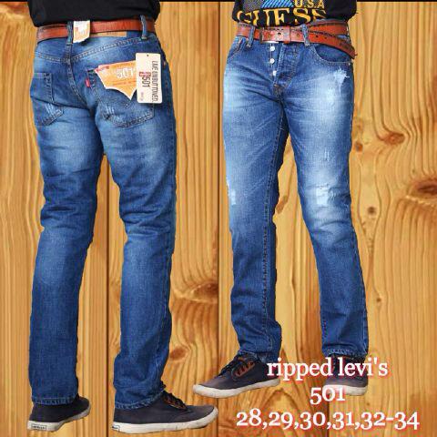 harga Celana levis501biowash ripped original impor /celana levis501 Tokopedia.com