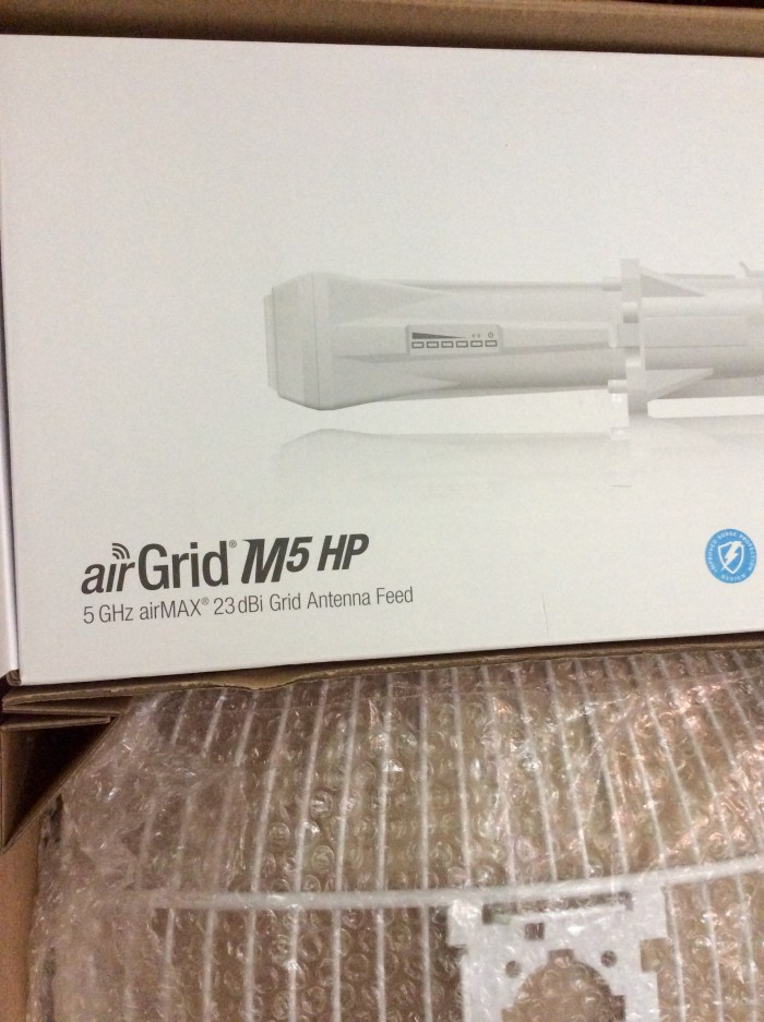 harga Ubiquiti airgrid m5hp 23 dbi (ag-hp-5g23) Tokopedia.com