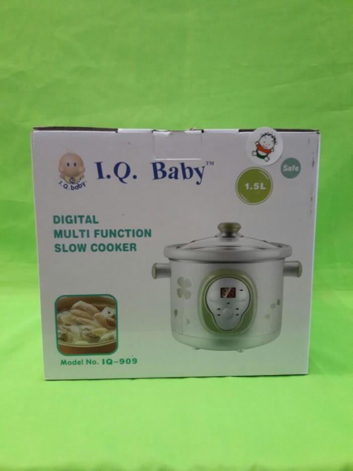 harga Iq baby digital multi function slow cooker Tokopedia.com