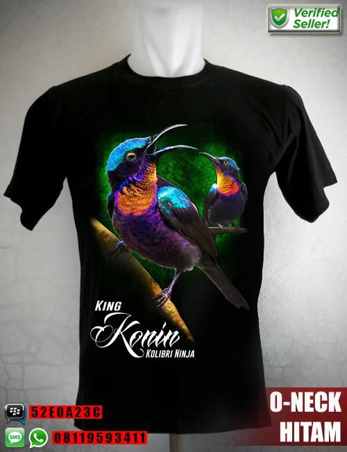 harga Kaos burung kolibri ninja Tokopedia.com