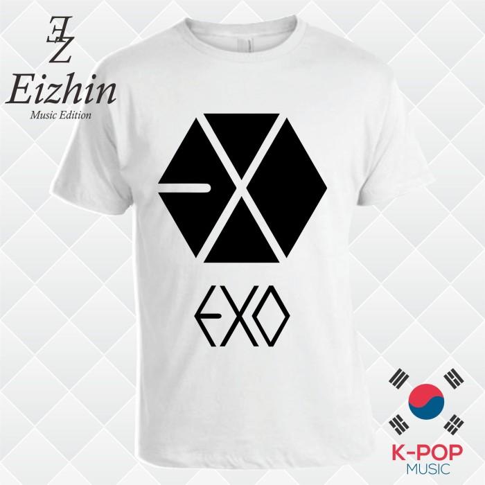 harga Baju exo putih eizhin k-pop music edition Tokopedia.com
