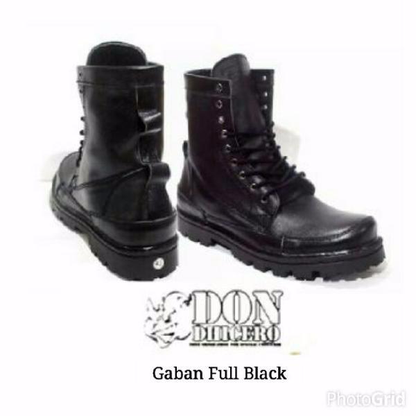 Jual Sepatu pria   Sepatu Boots Don Dhicero Gaban - Barokah Shops ... 990be0c45d