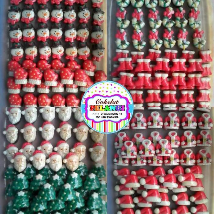 harga Coklat natal kiloan isi 100-120pcs kode ckn Tokopedia.com