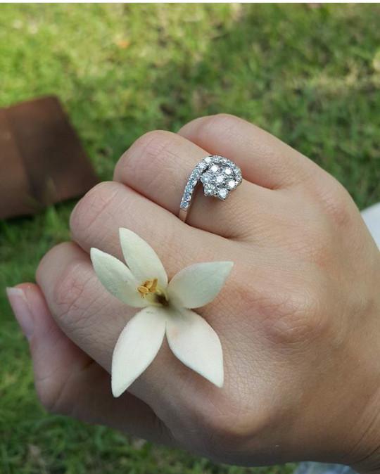 Katalog Cincin Emas Berlian Putih Hargano.com