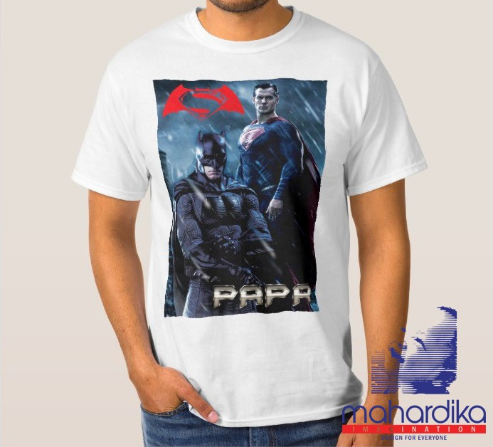 harga Kaos batman v superman by request ( 4 pcs ) Tokopedia.com