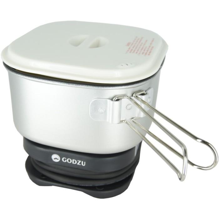 Godzu GTC350 Travel Cooker 1 Liter (350Watt) Godzu GTC-350