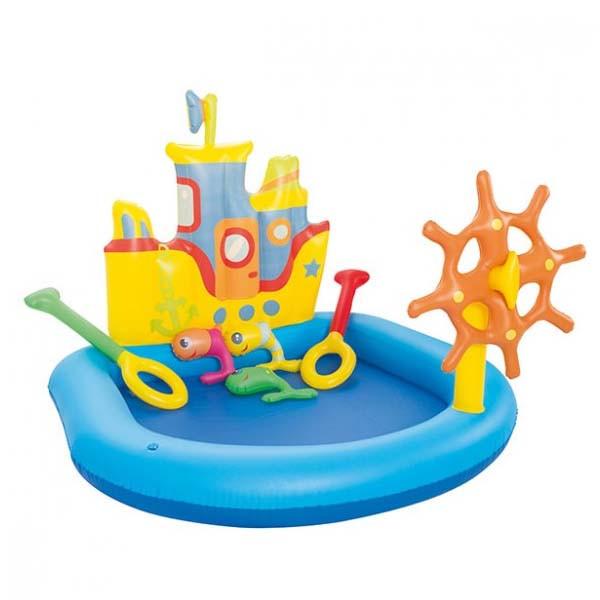 harga Tug boat play pool - kolam renang anak bestway Tokopedia.com