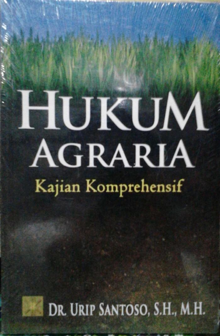 harga Hukum agraria kajian komprehensif Tokopedia.com