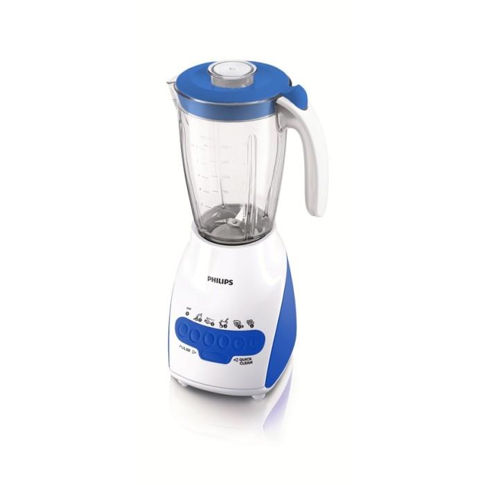 harga Philips blender plastik 2 liter hr2115 - biru Tokopedia.com