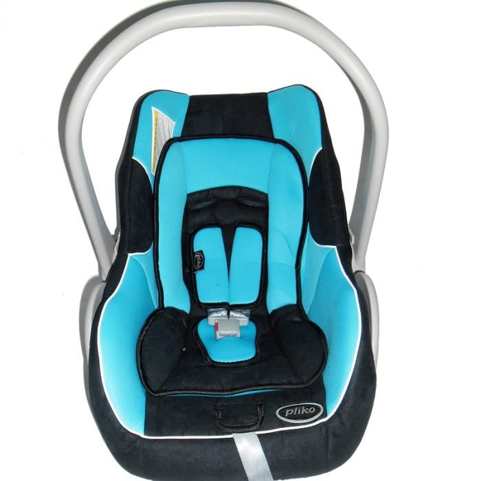 harga Carseat pliko 02 - sky blue & black / carseat bayi baby carrier Tokopedia.com