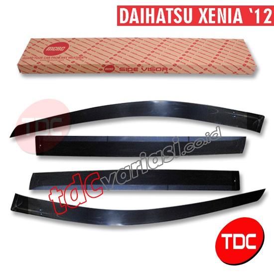 harga Daihatsu xenia 2012 talang air / sun visor mcbc |tmc store Tokopedia.com