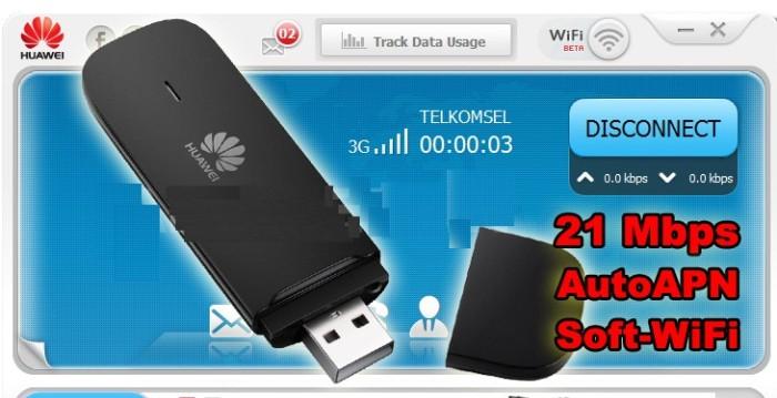 Modem USB Huawei E3531 (21Mbps 3G All GSM) | Grosir Murah Meriah Mewah