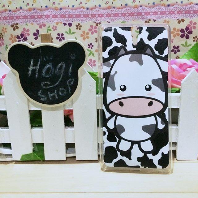 harga Sony xperia c5 ultra - softcase casing custom case cases sapi cow milk Tokopedia.com