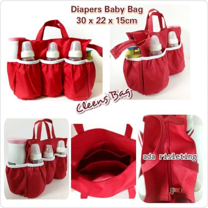 harga Baby diapers organizer/ diapers bag/ baby diapers/tas susu bayi Tokopedia.com