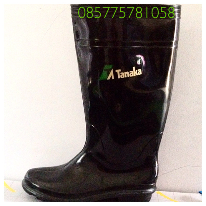 harga Sepatu boot karet tanaka Tokopedia.com