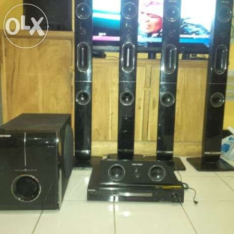 ... Home theater tower polytron pht 925l