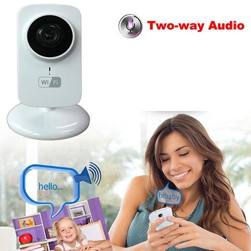 harga Hd mini wifi ip camera wireless 720p  baby monitor smart camera Tokopedia.com