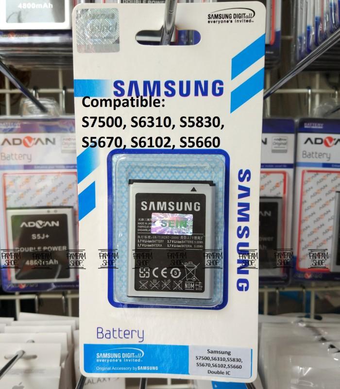 harga Baterai handphone samsung galaxy s6310 young original | battery sein