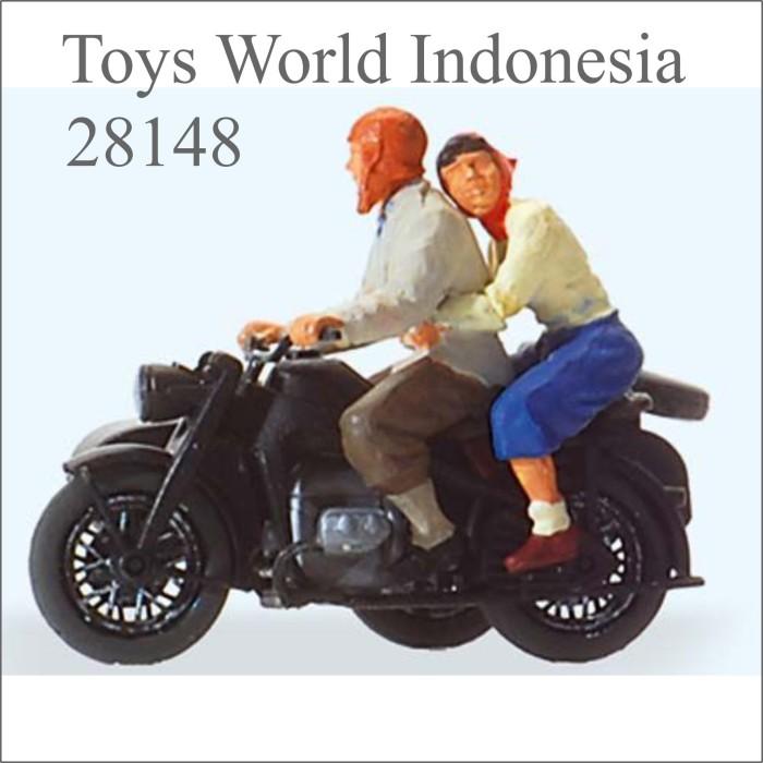harga Preiser 28148 - motorcyclist zundap Tokopedia.com