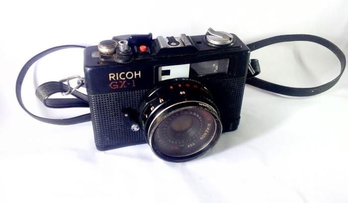 Jual BARANG ANTIK 1981 Kamera Ricoh GX-1 JEPANG JADUL ...