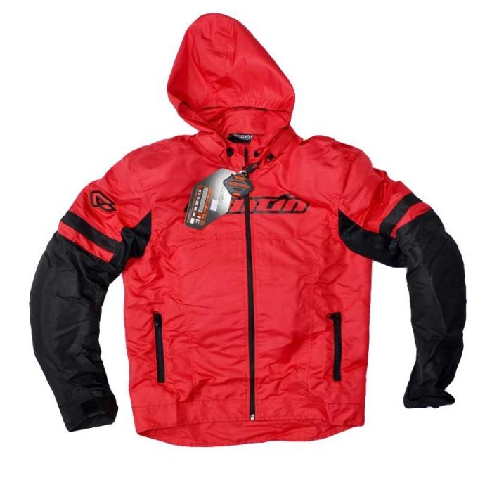 harga Jaket motor contin suave merah Tokopedia.com