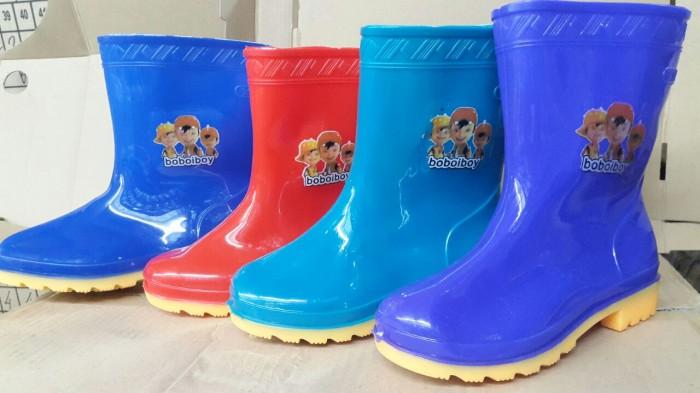 harga Sepatu boots boot anak kids shoes karet rubber jelly anti air murah  Tokopedia.com 69b0f036fc