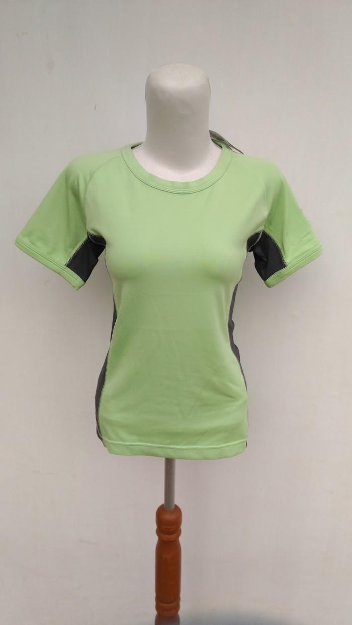 harga Kaos baju olahraga salewa alpinextrein ori/casual tshirt wanita cewek. Tokopedia.com