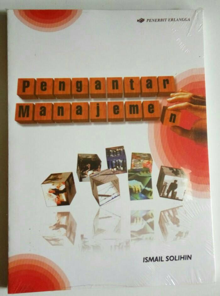 harga Pengantar manajemen/ismail solihin/buku manajemen Tokopedia.com