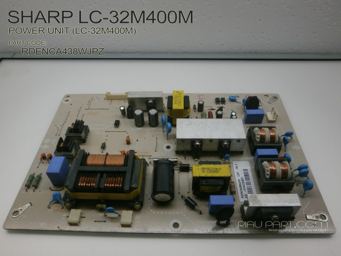 harga Ic Kit Repair Psu Sharp Lc-32m400m - Lc32m400m - Lc-32m400 - Lc32m400 Tokopedia.com