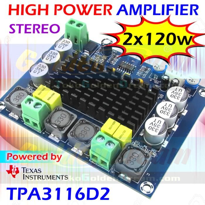 Harga Power Amplifier Built Up Bekas Katalog.or.id