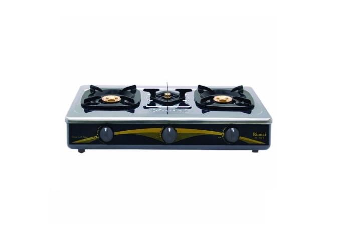 harga Rinnai rl-603e kompor gas - 3 tungku Tokopedia.com