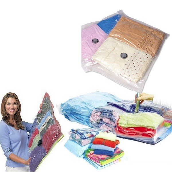 harga High quality large size vacuum plastic bag - plastik vakum 70x100 cm Tokopedia.com