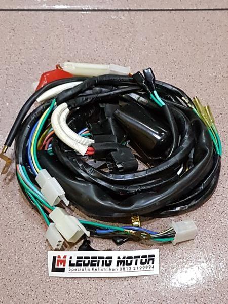 harga Body set kabel bodi assy motor honda legenda bukan original Tokopedia.com