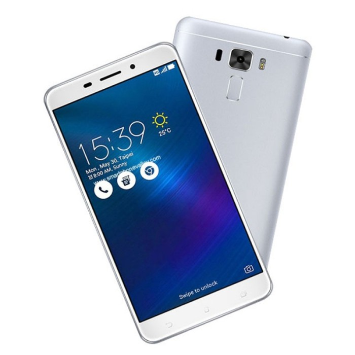 harga Asus zenfone 3 laser silver - zc551kl garansi resmi asus - handphone Tokopedia.com