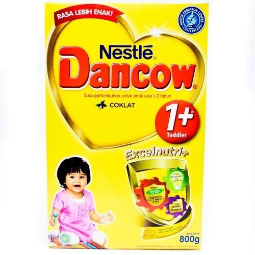harga Dancow excelnutri chocolate 1+ 800 gr Tokopedia.com