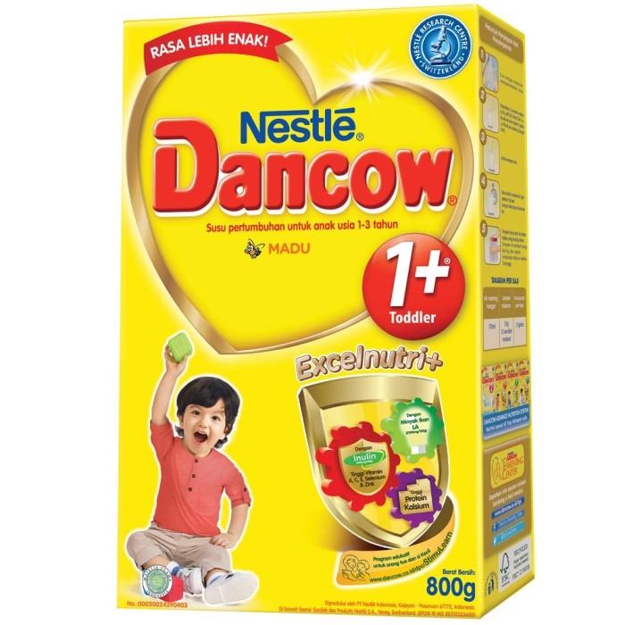 harga Dancow excelnutri madu 1+ 800 gr Tokopedia.com