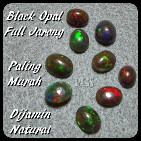 harga Pasti murah !! natural kalimaya black opal afrika lostone asli natural Tokopedia.com