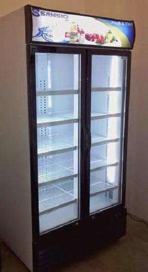 harga Promo showcase cooler 2 pintu sansio kapasitas 1188 liter san-1188 Tokopedia.com