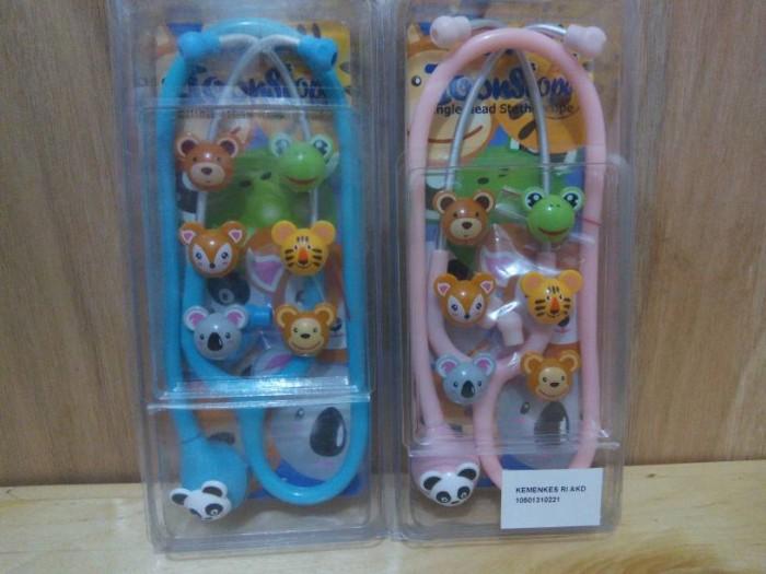 harga Stetoskop abn karakter anak toonscope / stetoskop anak Tokopedia.com