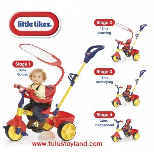harga Sepeda little tikes 4 in 1 trike primary Tokopedia.com