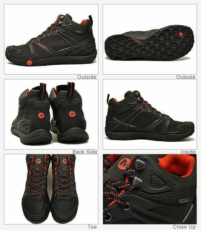 c9bc1544e30c Jual Sepatu Merrell Proterra Mid Sport GORE-TEX - DKI Jakarta ...