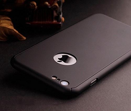 ... Hardcase Full Casing Cover 360 Iphone 6/6s Fullset Free Tempered Glass ...